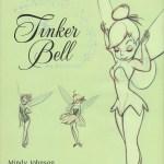 Tinker Bell – An Evolution by Mindy Johnson – art book review