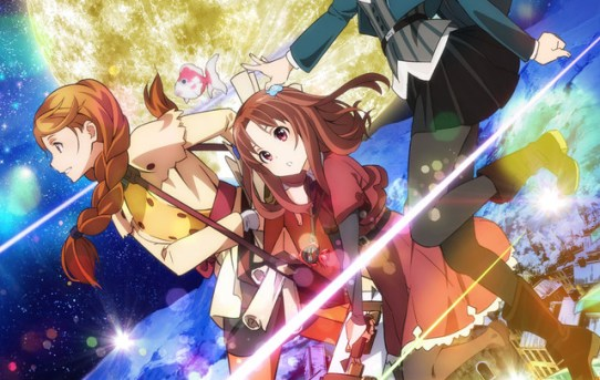 Galilei Donna - anime television series review