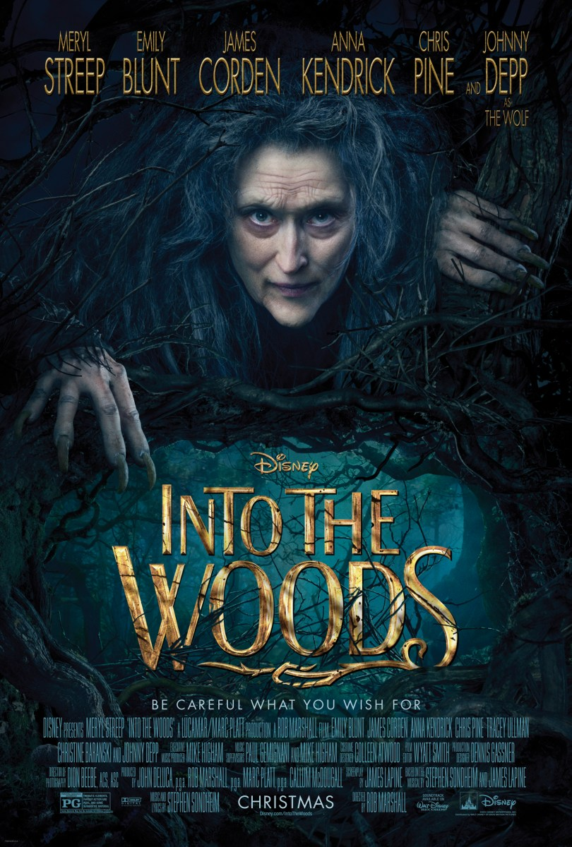 Into the Woods - film review