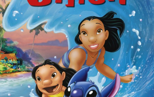 """Poster for """"Lilo and Stitch""""."""
