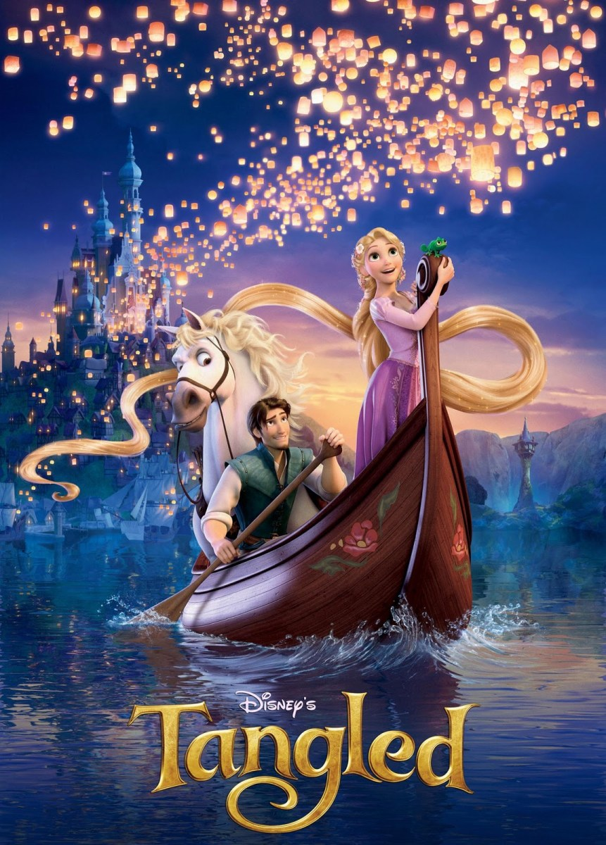 Tangled - animated film review
