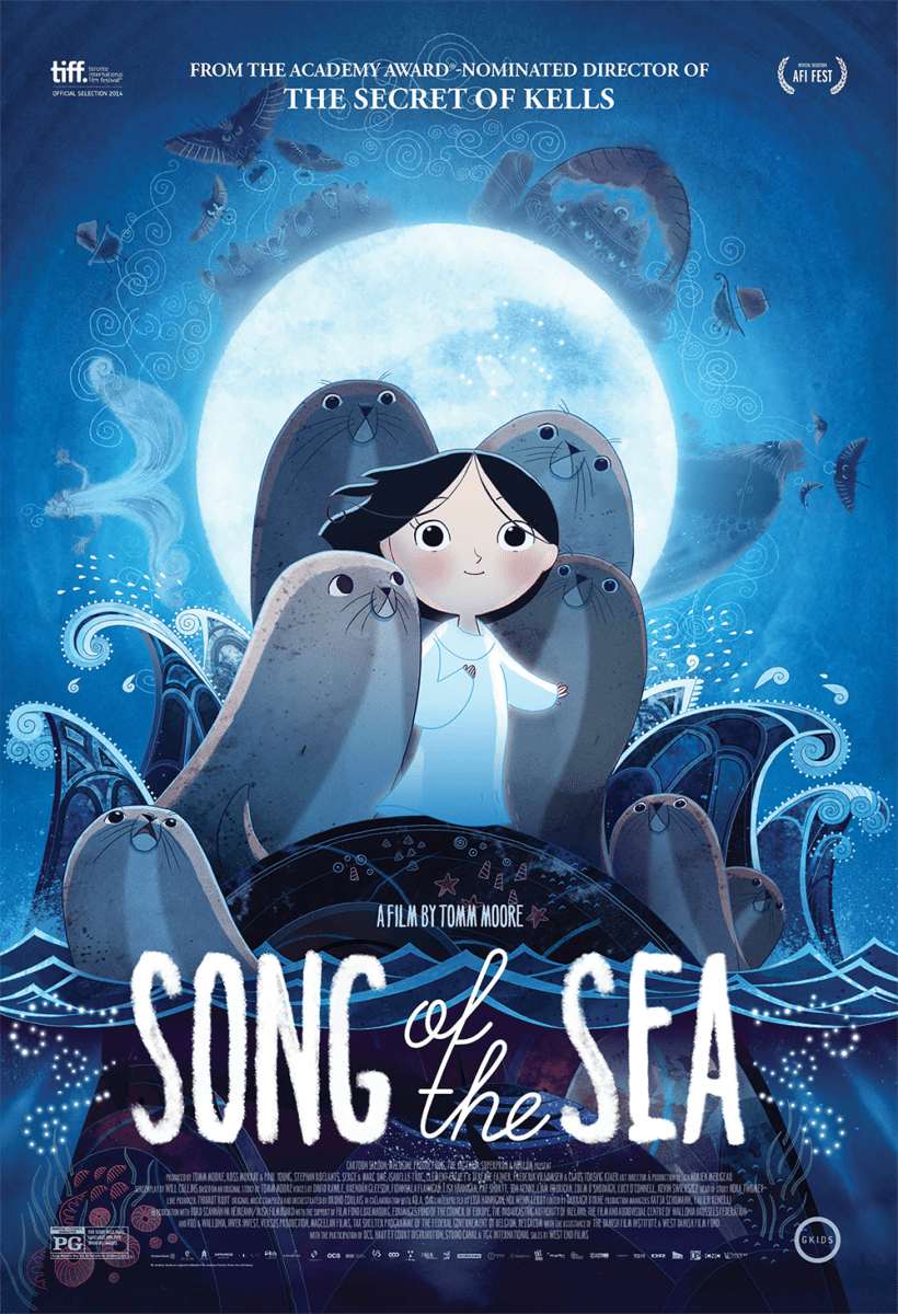 Song of the Sea - animated film review