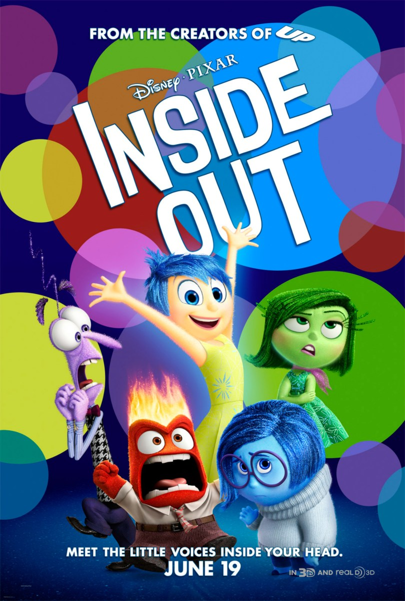 Inside Out - animated film review