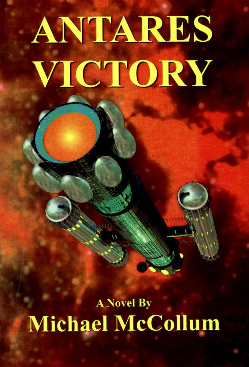 Antares Victory by Michael McCollum - book review