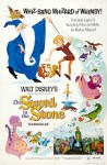 """The Sword in the Stone"" theatrical poster."