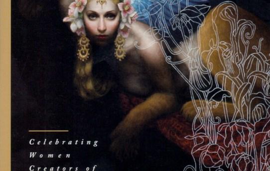 Women of Wonder - Celebrating Women Creators of Fantastic Art - edited by Cathy Fenner - art book review