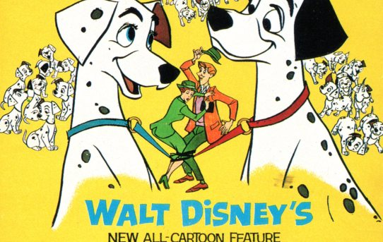 One Hundred and One Dalmatians - animated film review
