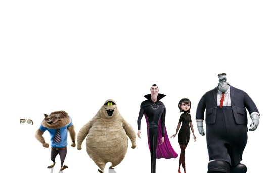 """Hotel Transylvania 2"" theatrical teaser poster."