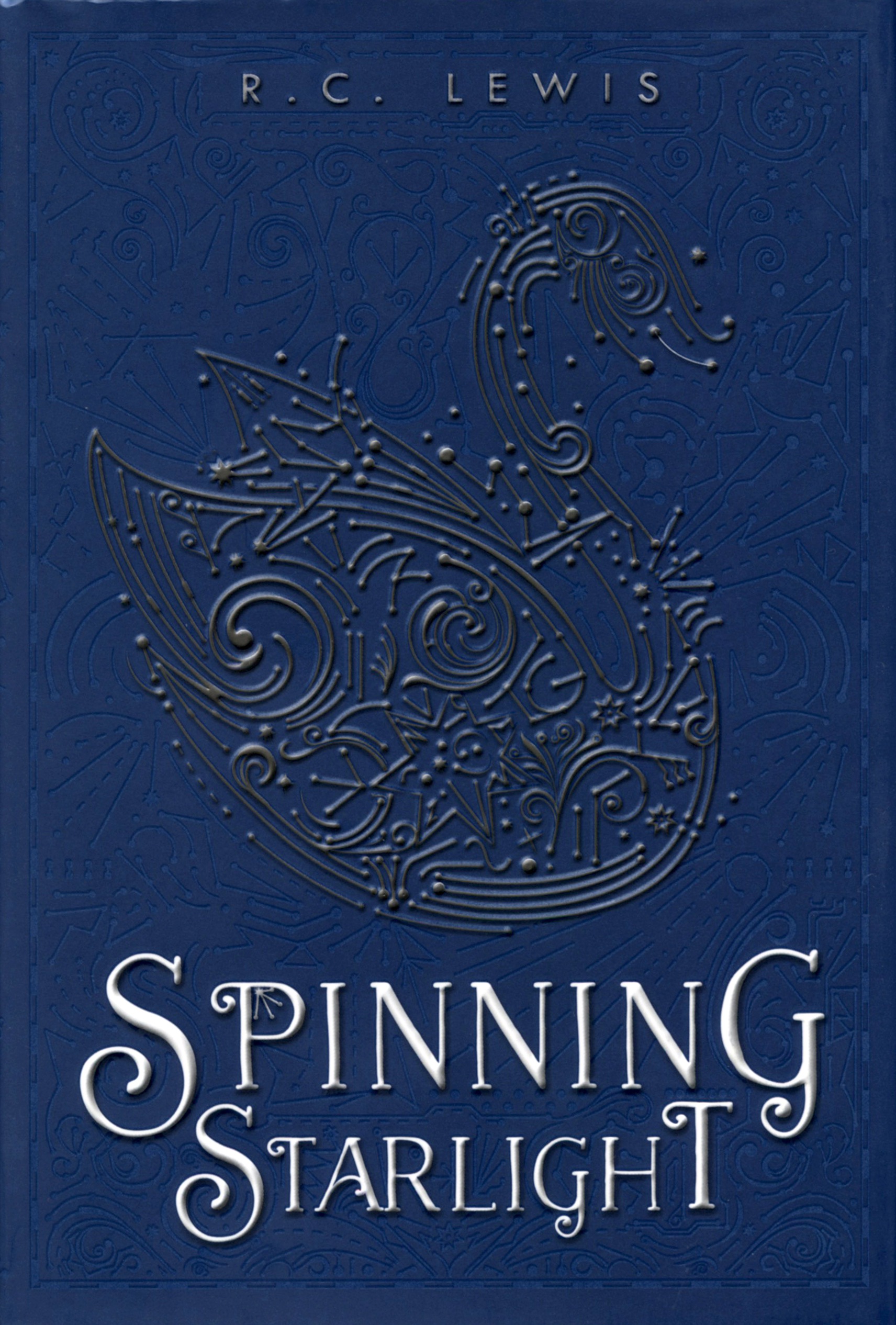 """Spinning Starlight"" by R.C. Lewis."