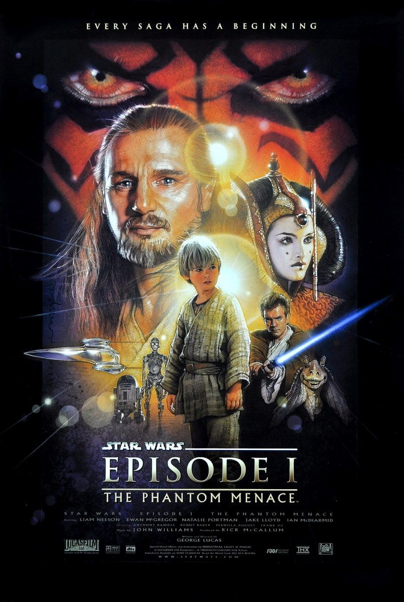 Star Wars Episode I - The Phantom Menace - film review