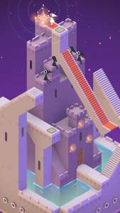 """Screenshot from """"Monument Valley""""."""