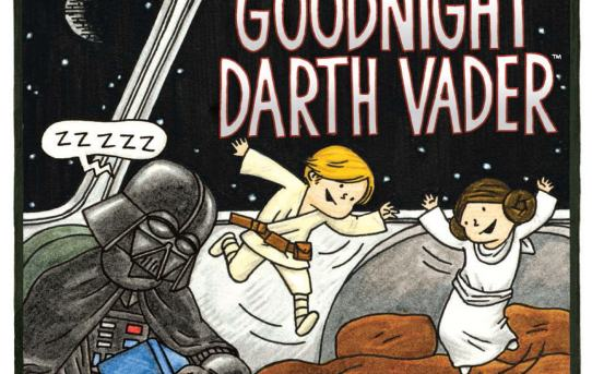 Goodnight Darth Vader by Jeffrey Brown - book review