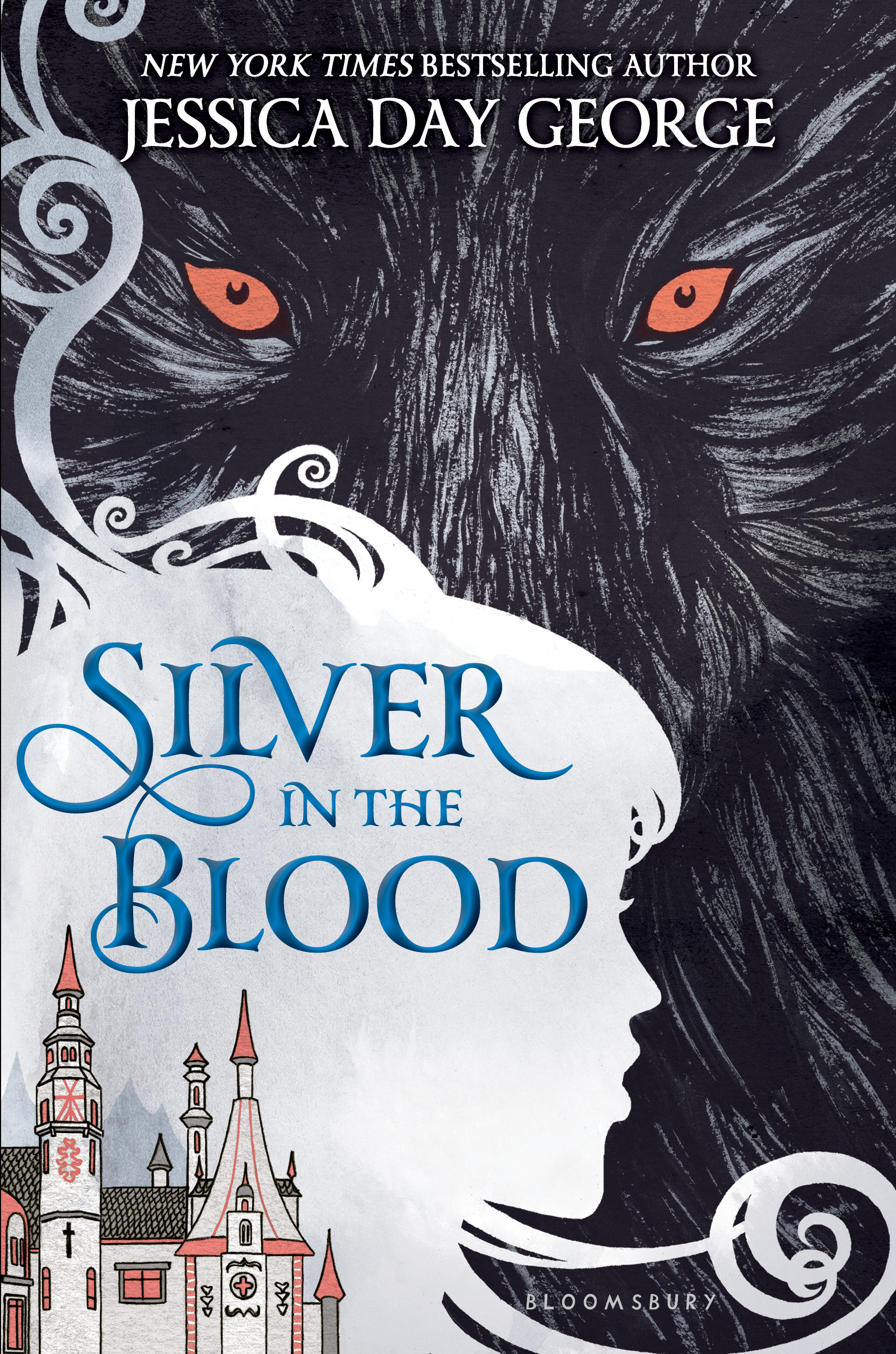"""Silver in the Blood"" by Jessica Day George."