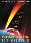 """""""Star Trek Insurrection"""" poster."""