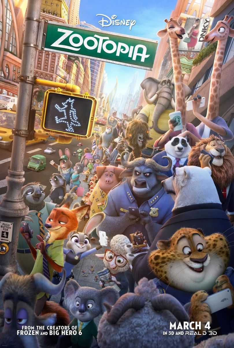 Zootopia - film review