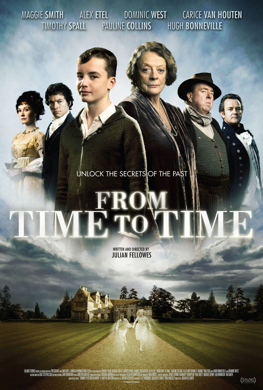 """From Time to Time"" theatrical poster."