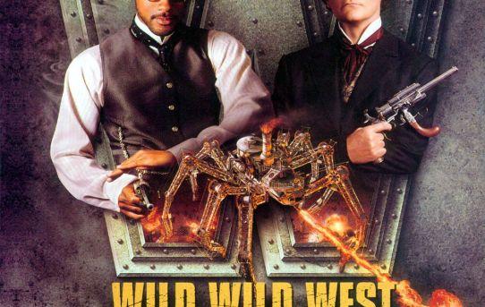 """Wild Wild West"" theatrical teaser poster."