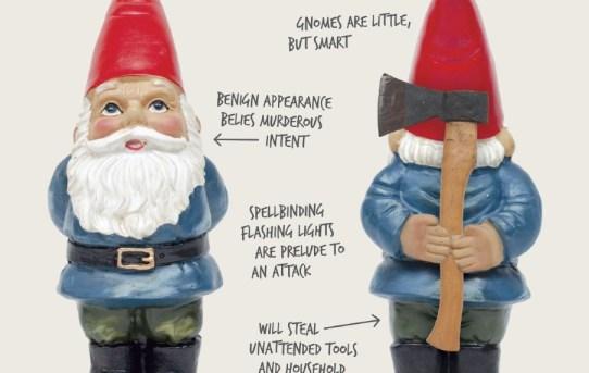 How to Survive a Garden Gnome Attack by Chuck Sambuchino - book review