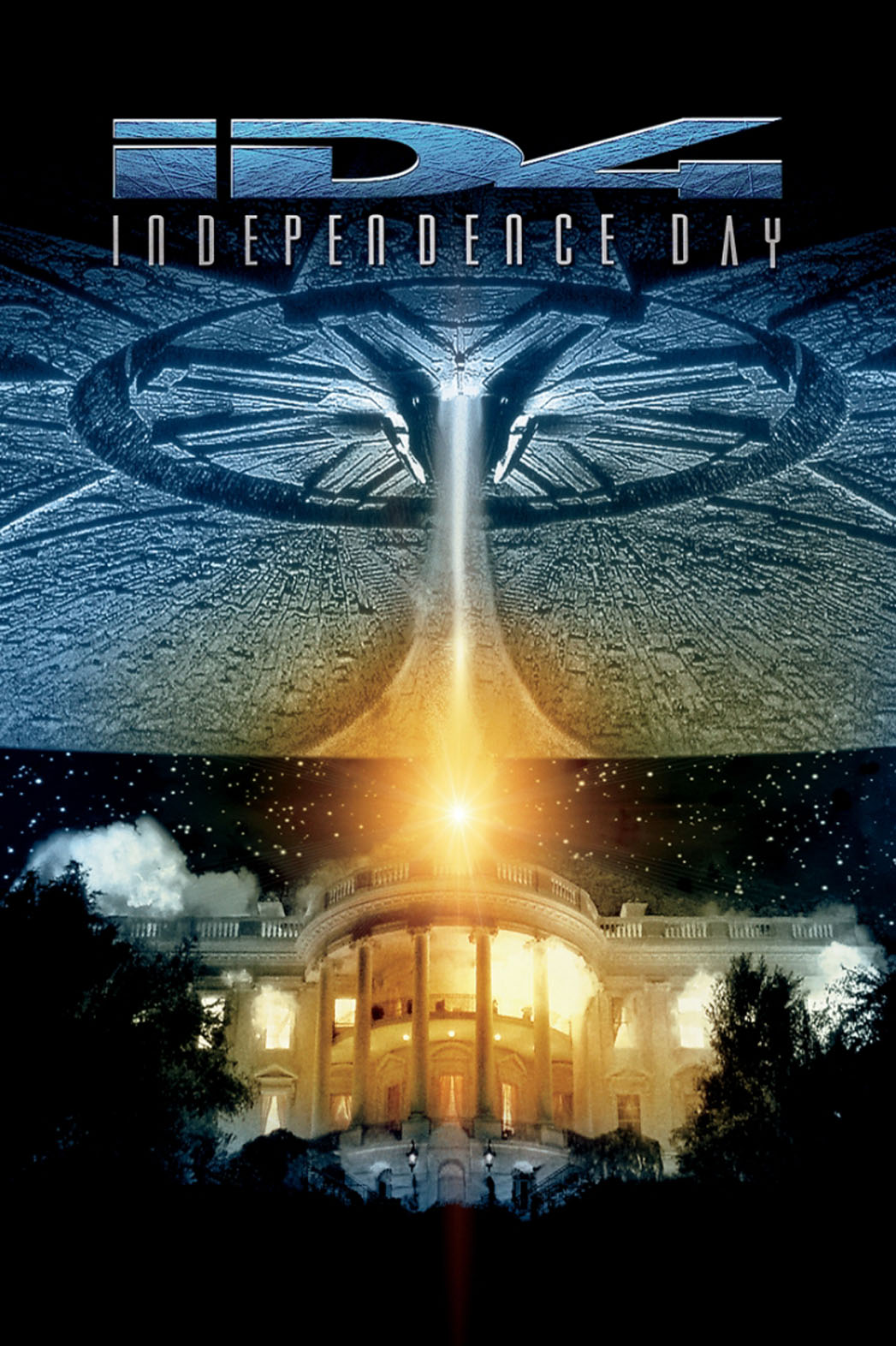 """""""Independence Day"""" theatrical teaser poster."""