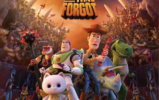 Toy Story That Time Forgot - television special review