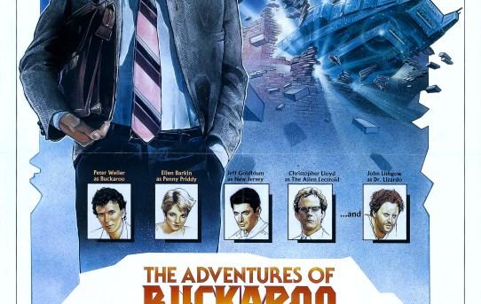 The Adventures of Buckaroo Banzai Across the 8th Dimension - film review