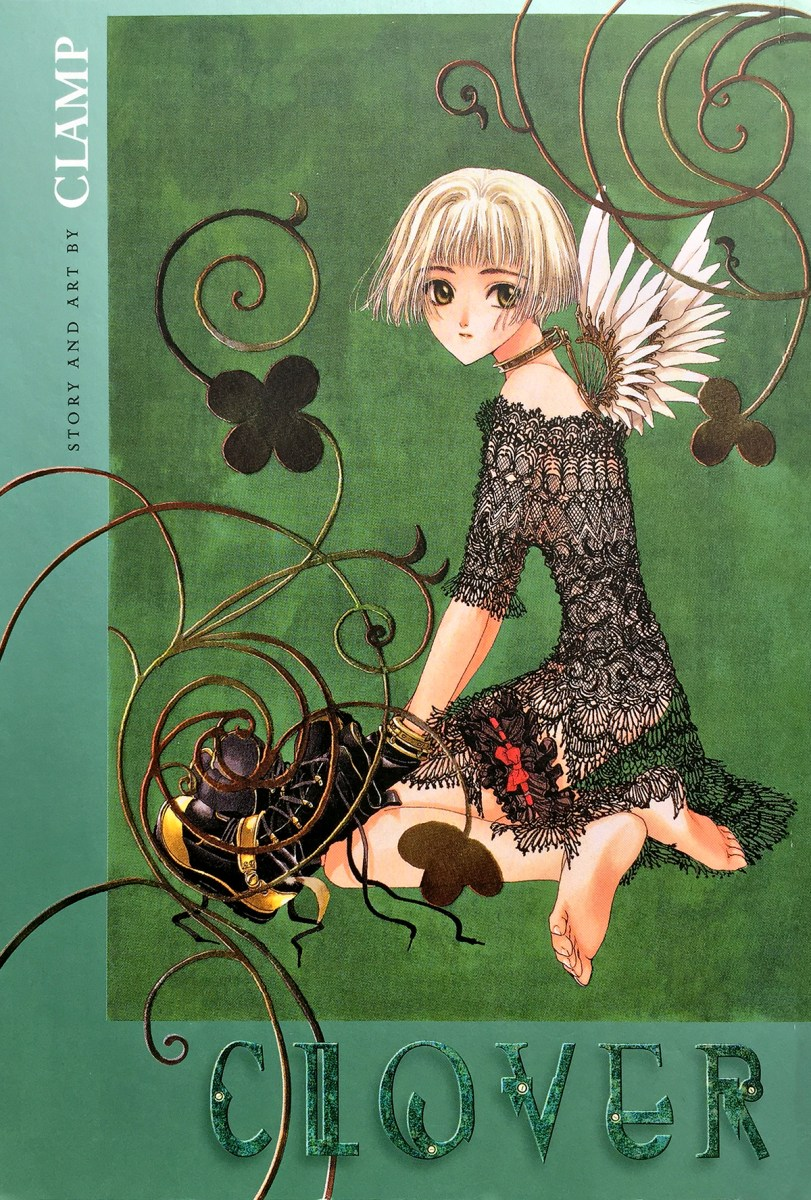 Clover by Clamp - manga review