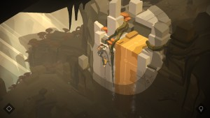"""Lara Croft Go"" screenshot 7."