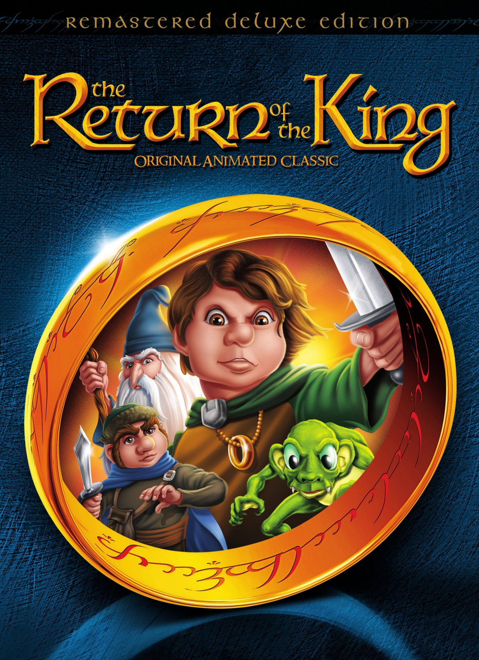 """The Return of the King"" DVD cover."