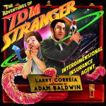 The Adventures of Tom Stranger – Interdimensional Insurance Agent by Larry Correia – audiobook review