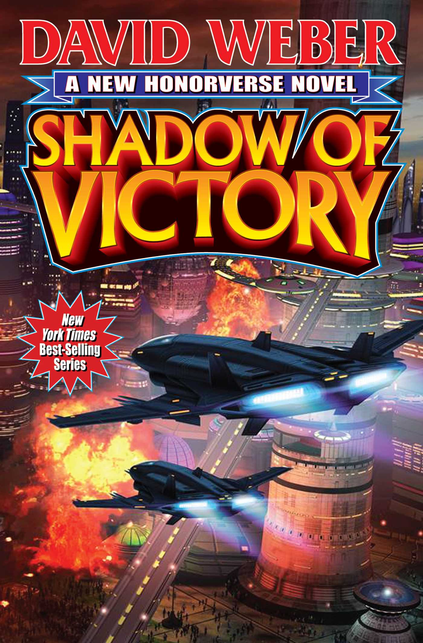 """Shadow of Victory"" by David Weber."