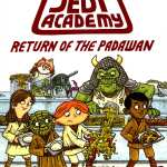 Star Wars Jedi Academy – Return of the Padawan by Jeffrey Brown – graphic novel review