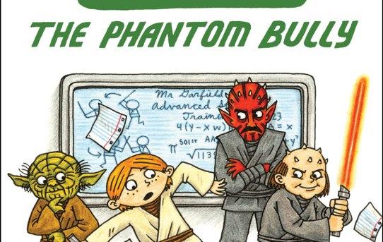 Star Wars Jedi Academy - The Phantom Bully by Jeffrey Brown - graphic novel review