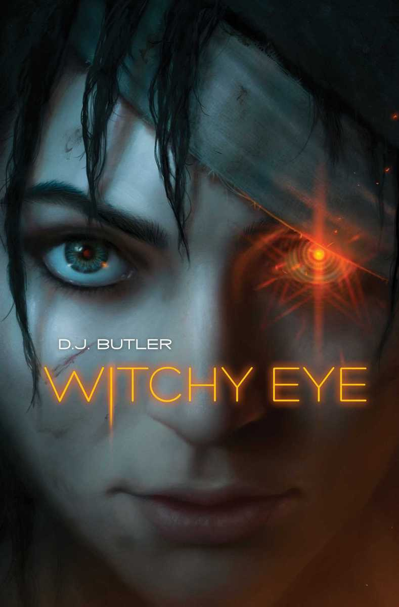 Witchy Eye by D.J. Butler - novel review