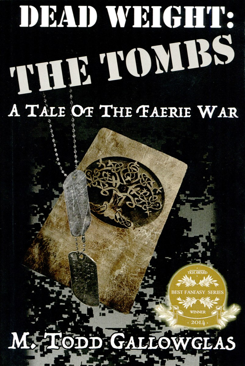 The Tombs by M. Todd Gallowglas - short fiction review