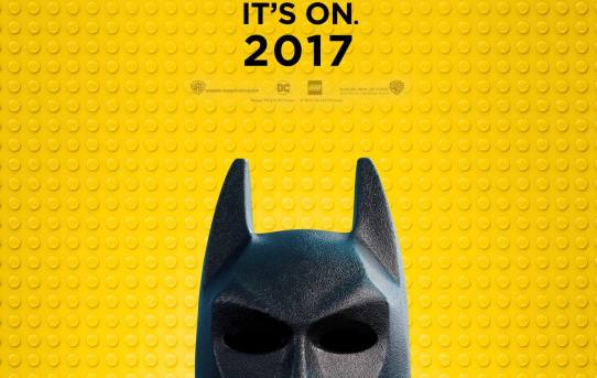 The LEGO Batman Movie - animated film review