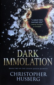 """Dark Immolation"" by Christopher Husberg."