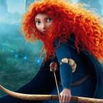 """Merida from """"Brave""""."""