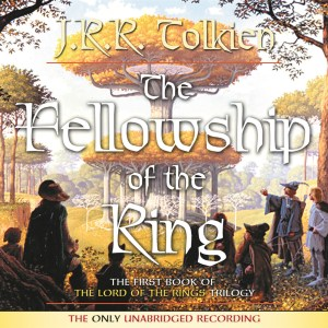 """The Fellowship of the Ring"" by J.R.R. Tolkien unabridged audiobook."