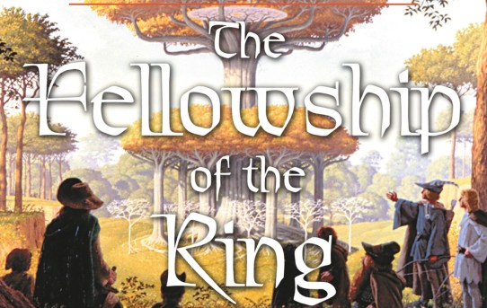 The Fellowship of the Ring by J.R.R. Tolkien - audiobook review