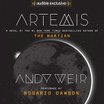 Artemis by Andy Weir – audiobook review