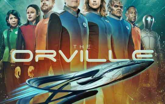 """The Orville"" Season One teaser poster."