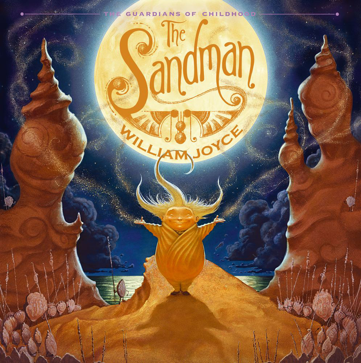 The Sandman by William Joyce - book review - MySF Reviews