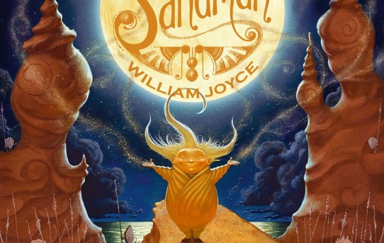 "Cover of ""The Sandman"" by William Joyce."