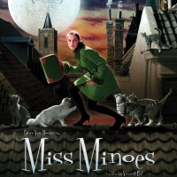 Miss Minoes (Undercover Kitty) - film review