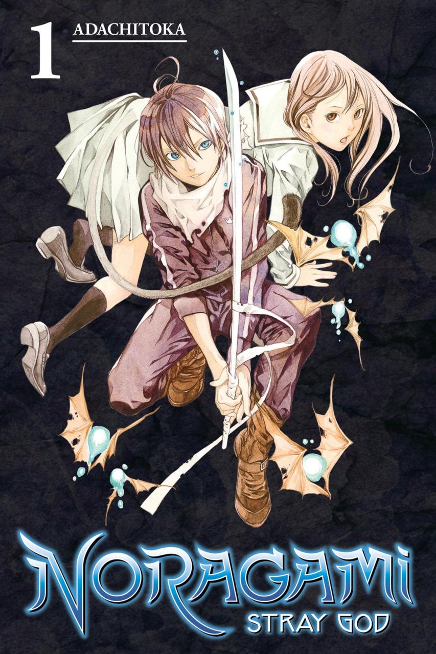 Noragami volume 1 by Adachitoka - manga review - MySF Reviews