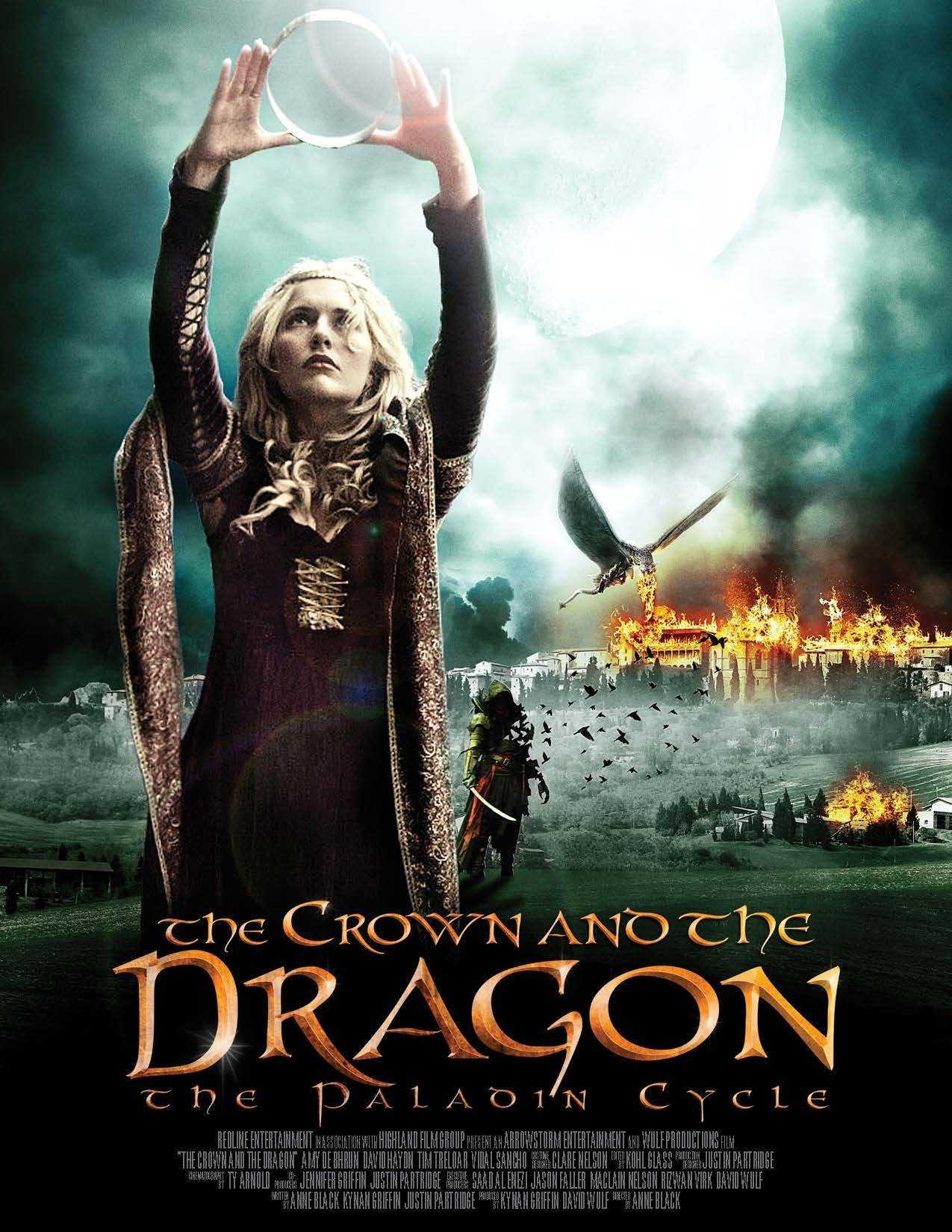 The Crown and the Dragon - The Paladin Cycle poster