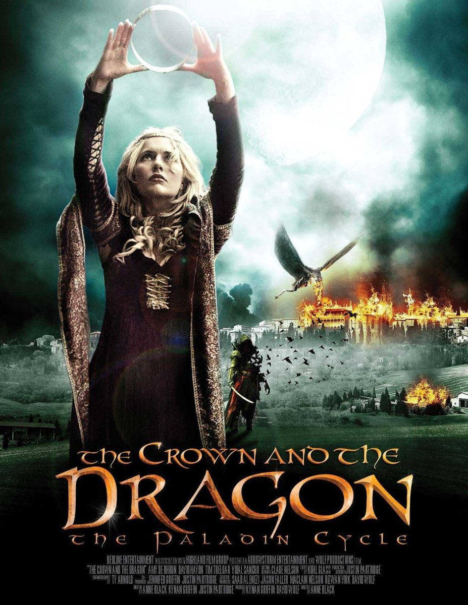 The Crown and the Dragon: The Paladin Cycle - film review