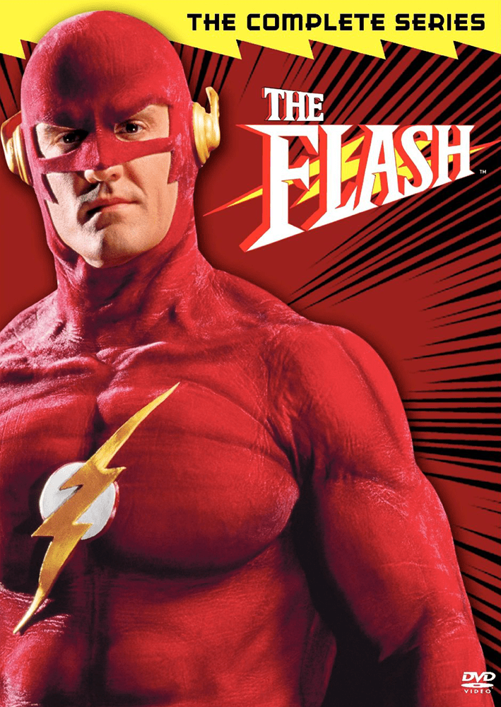 The Flash (1990) - television series review