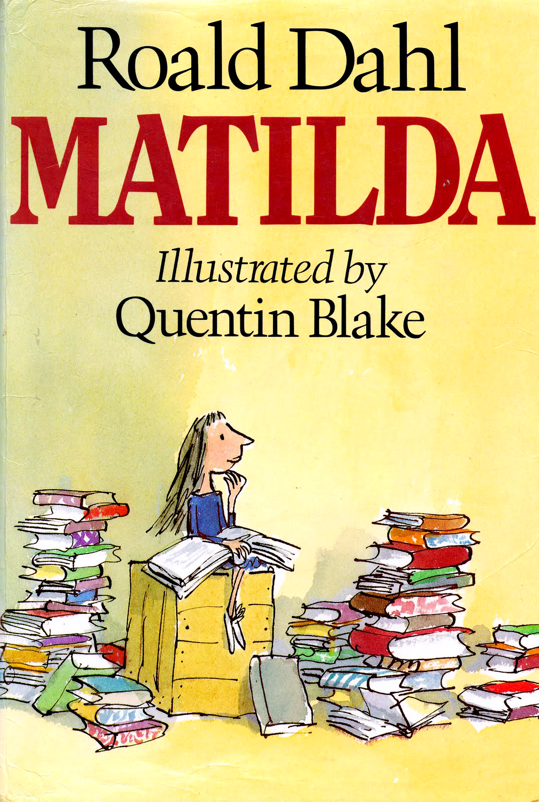 Image result for matilda cover