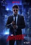 """Daredevil"" poster for Netflix season 1."